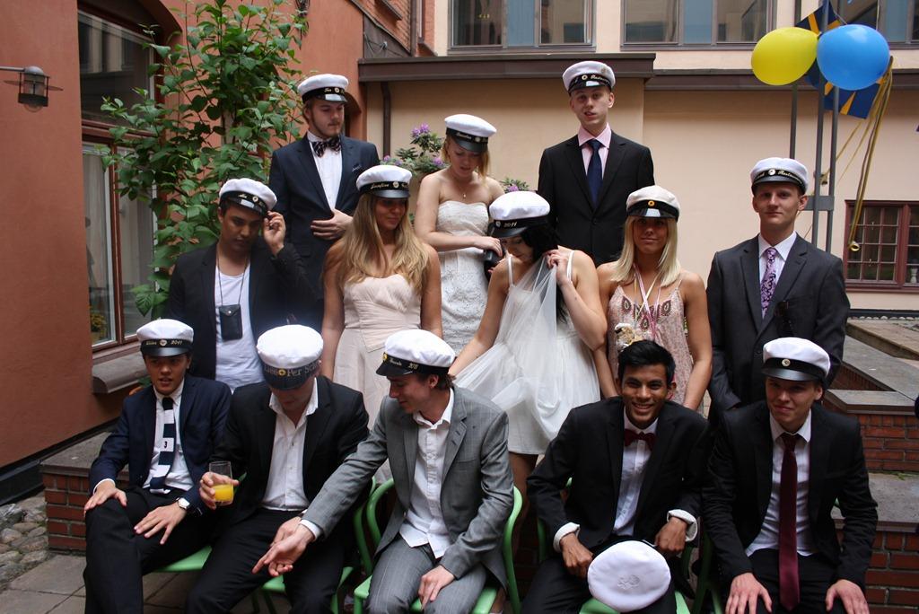 Studentexamen Internationella Hotell- och Restaurangskolan 2011