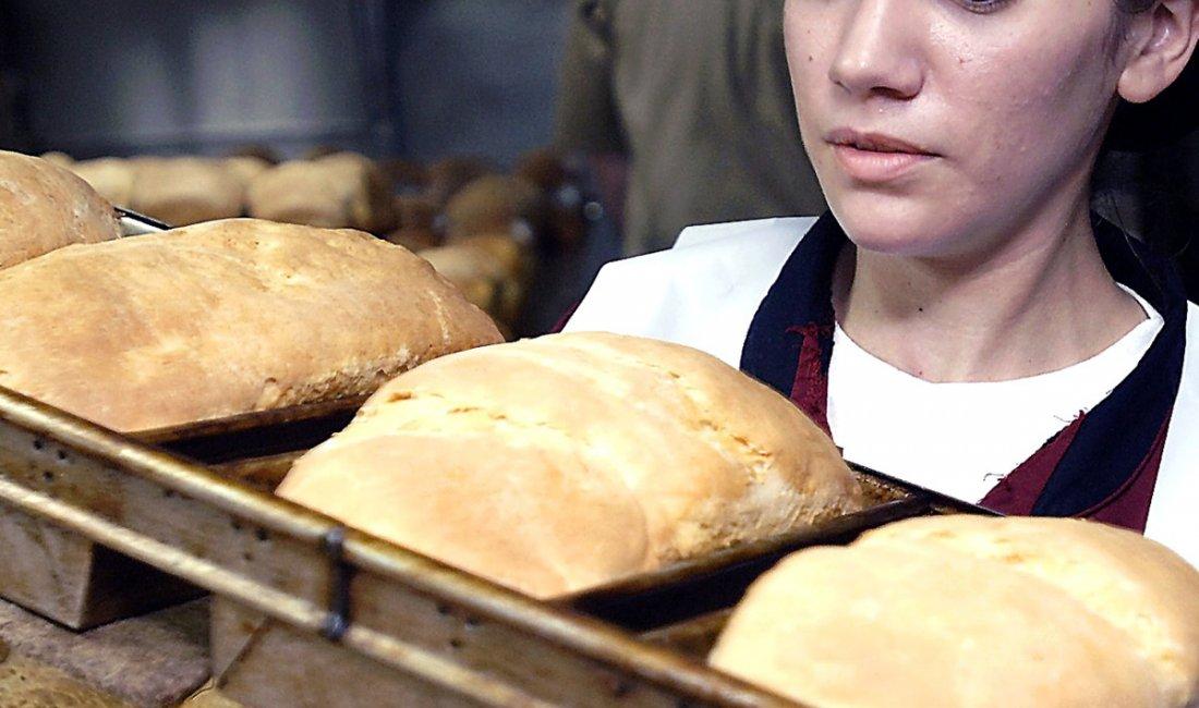 Konditorielev bakar bröd